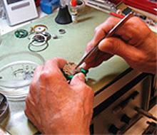 服部時計店の時計修理