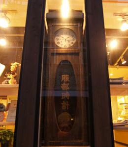 古い時計でもしっかりとお直しします