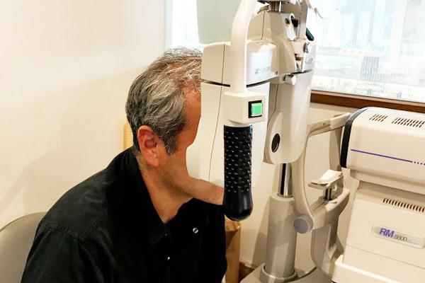検眼システム